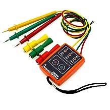 TKDMR Nieuwe 3 Fasevolgorde Rotatie Tester Indicador Detector Medidor