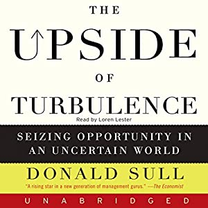 The Upside of Turbulence Audiobook