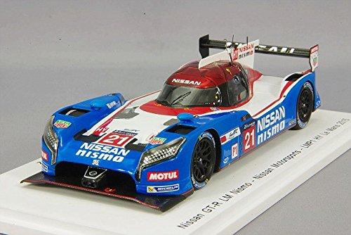 1/43 Nissan GT-R LM Nismo LMP1 Nissan Motorsports T. Matsuda - M. Shulzhitskiy - L. Ordonez #21 S4640