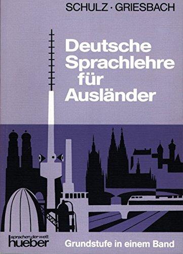 تحميل كتاب pdf DEUTSCHSPRACHLEHRE FÜR AUSLÄNDER