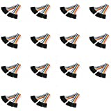 15 x Quantity of Walkera Runner 250 Racer (100mm) Super Clean RC Male to Male Ribbon Extensions Set(Servo Connector)