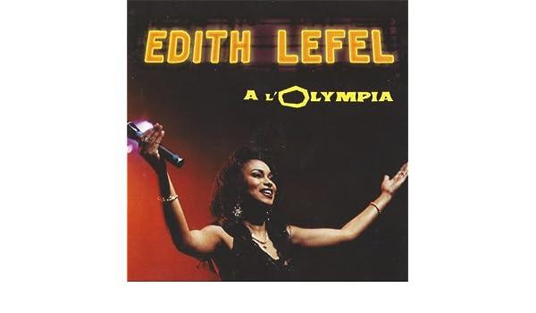 edith lefel la sirene