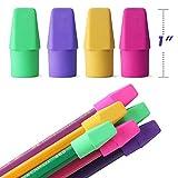 Mr. Pen Pencil Top Erasers, Cap Erasers, 120 Pack