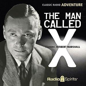 The Man Called X Radio/TV Program