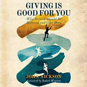 Giving Is Good for You Audiobook