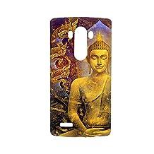 Rigid Plastic For G4 Lg Cases For Kid Shock Proof Print Buddha