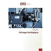 USINAGE ECOLOGIQUE