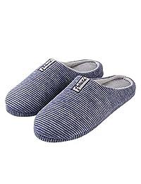 Aerusi Zapatillas de casa para Hombre y Mujer Trento Pantuflas para Hombre