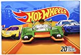 "Hot Wheels 20 Car Gift Pack (Styles May Vary), Multicolor, 7.6"" T"