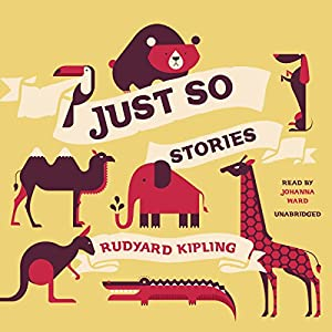 Just So Stories | Livre audio