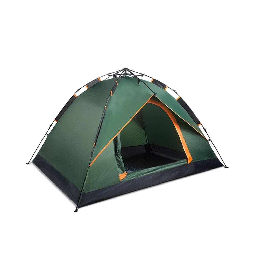 Tenda all'aperto dell'erba del Campo all'aperto di Campeggio della Tenda istantanea di Singolo Strato della Tenda istantanea di verde di YL