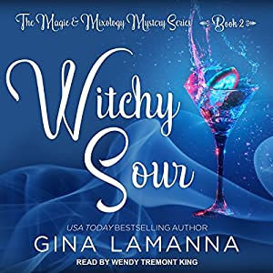 Witchy Sour Audiobook