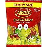 Allen's Snakes Alive 460g Family Size
