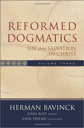 Christian Dogmatics: Volume 3