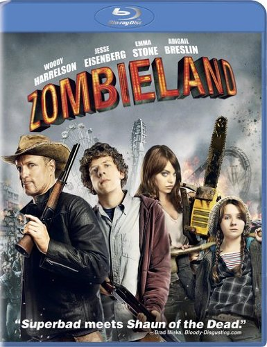 Blu-ray : Zombieland [Widescreen] [2 Discs] (Dolby, AC-3, , Dubbed, Widescreen)