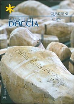 Book Amici di Doccia, IV - 2010: Quaderni (Italian Edition)