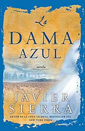 La Dama azul (The Lady in Blue): Novela (Atria Espanol) eBook ...