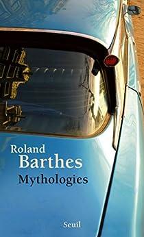 Mythologies by [Barthes, Roland]