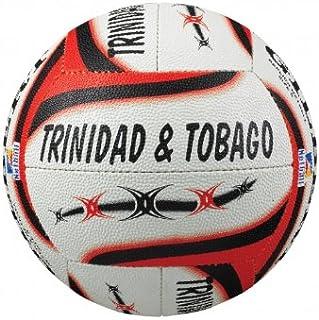 GILBERT Ballon de Netball de l'Équipe Internationale de Trinidad et Tobago, 5
