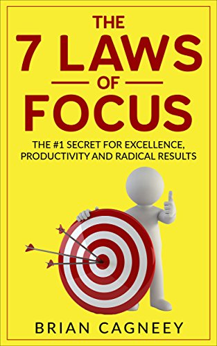Mental Focus Excellence Productivity Concentration ebook product image