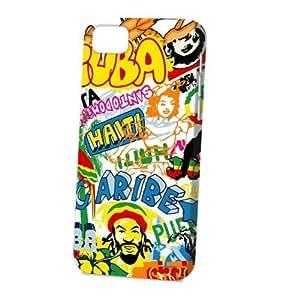 TYHde Case Fun Apple iPhone 6 plus 5.5 Case - Vogue Version - 3D Full Wrap - Caribbean ending Kimberly Kurzendoerfer
