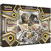 The Pokemon Company Pokemon Set Melmetal Box verzamelkaarten, meerkleurig, 0820650309472