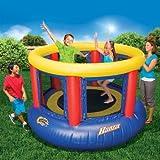 Banzai 96'' Mega Bounce Trampoline 8'D x 5'5''H