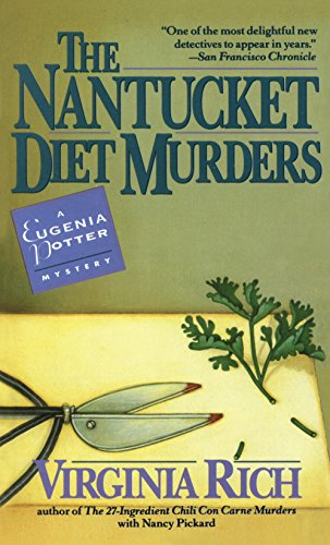 The Nantucket Diet Murders (Eugenia Potter Mysteries) cover