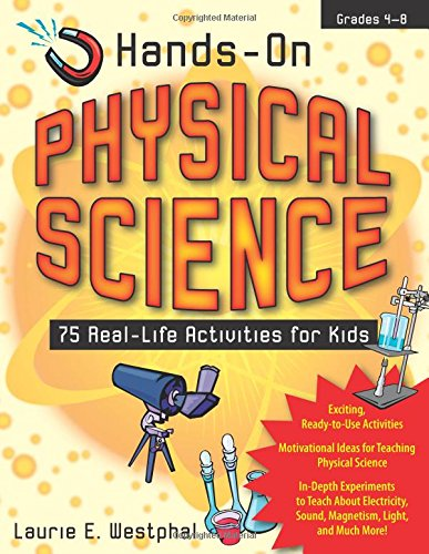 Lessons Activity Physical (Hands-On Physical Science)