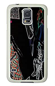 galaxy s5 or case,custom them samsung galaxy s5 case,TPU Material,Drop Protection,Shock Absorbent,white case,Sundry sirable 2¡ê¡§black¡ê? SALE you