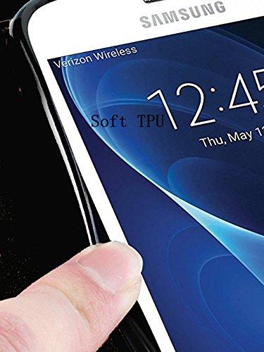 iPhone 7 Plus hülle, iPhone 7 Plus Holster hülle,Bookstyle Handyhülle Premium PU Leder + TPU Tasche Flip Case Brieftasche Etui Handy Schutz Hülle für Apple iPhone 7 Plus - Schwarz