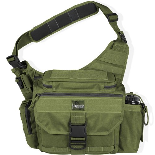 Maxpedition Mongo S-Type Versipack (OD Green), Outdoor Stuffs