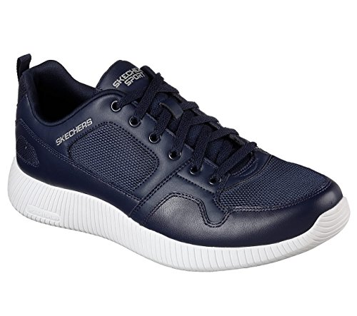 Sketchers, Baskets Herren Blau