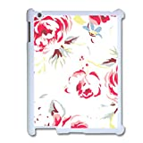 jet tech i pad cover - Tyboo Phone Shell Have Floral Flower Handkerchief Plastics For Ipad 2 3 4 Appple Men Obvious