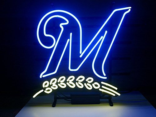 "Urby™ 18""x14"" Sports Teams MB Beer Bar Pub Neon Light Sign 3-Year Warranty-Excellent Handicraft! M22"