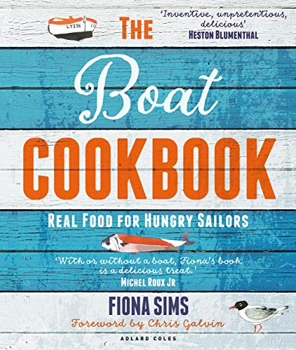 Pdf Outdoors The Boat Cookbook 2nd edition: Real Food for Hungry Sailors