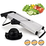 Mandoline Slicer - it has a very sharp and durable blade. Vegetable slicer