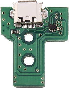 Tosuny JDS-030 Tarjeta de Puerto de Carga USB para PS4, Placa de ...