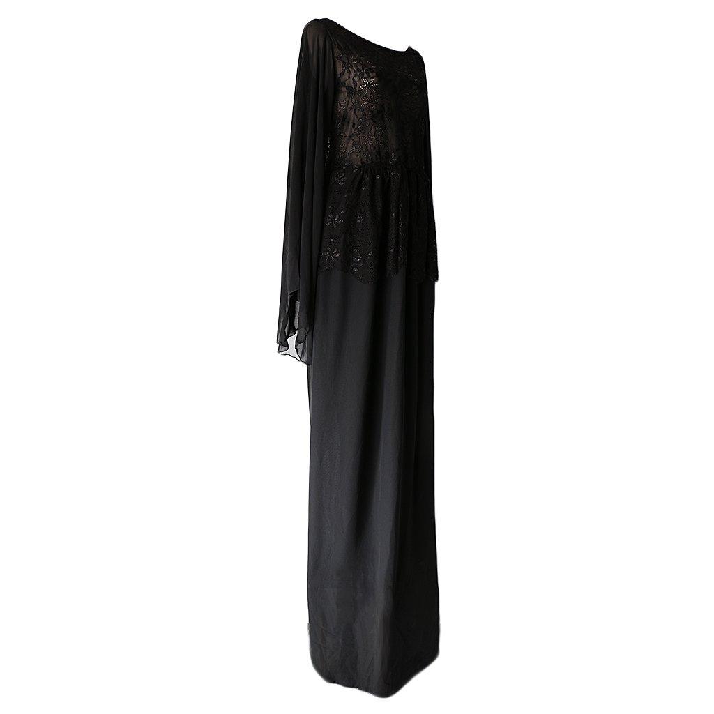 MonkeyJack DRESS レディース B0778GCY38 as described|Batwing described Sleeve-black Sleeve-black Batwing DRESS Sleeve-black as described, ミツギチョウ:ab58a637 --- norcrosseyecenter.net