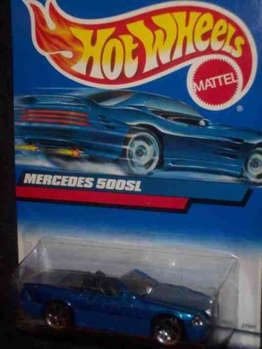 Mercedes 500sl - 2