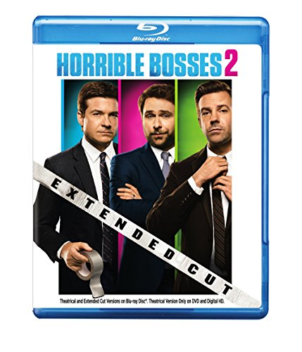 Horrible Bosses 2: EXT&TH (Blu-ray)