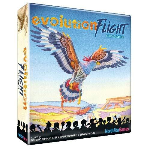 North Star Games Evolution Strategic Game | Flight Expansion