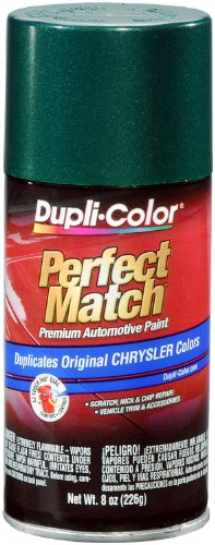 Dupli-Color EBCC04237 Forest Green Pearl Chrysler Perfect Match Automotive Paint - 8 oz. Aerosol