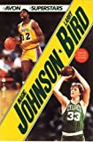Magic Johnson...Larry Bird (Avon Superstars)