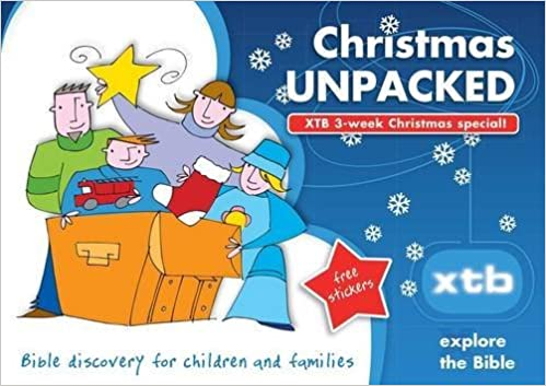 Christmas Unpacked (Xtb) by Mitchell/Alison (2001-12-31)