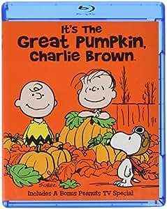 It's the Great Pumpkin, Charlie Brown [Blu-ray]