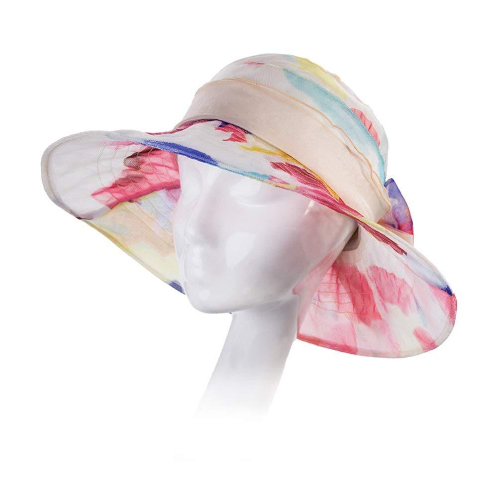 LTS シルクハット韓国のビーチ帽子シーサイドサンハット クラシックキャップ One Size A B07Q5FV5GG