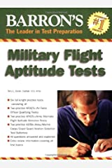Barron's Military Flight Aptitude Tests Paperback