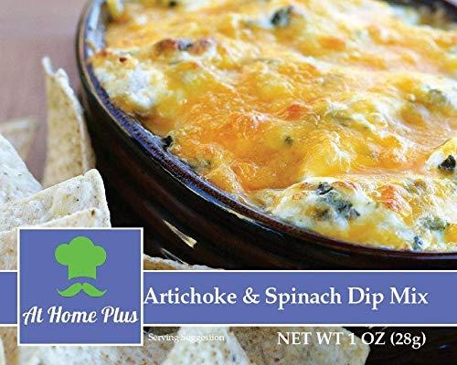 AtHomePlus Artichoke & Spinach Gourmet Dip