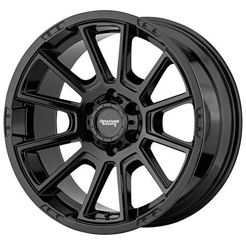 American Racing AR933 Intake 18x8.5 6x135 +18mm Gloss Black